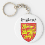Coat of arms of England Keychain