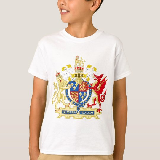 Coat of Arms of England Used By Queen Elizabeth I T-Shirt