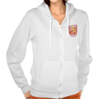 Coat of Arms of Finland Hoody