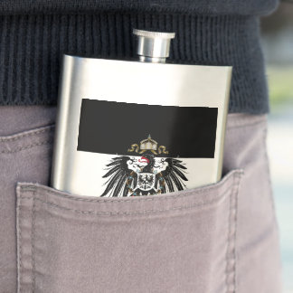 Coat of Arms of German Empire Flask