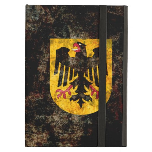 Coat of Arms of Germany iPad Folio Cases