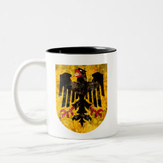 Coat of Arms of Germany Mugs