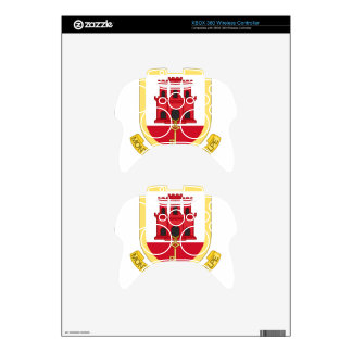 Coat_of_Arms_of_Gibraltar Xbox 360 Controller Skins
