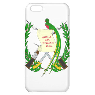 Coat of arms of Guatemala Cover For iPhone 5C