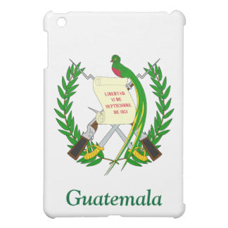 Coat of arms of Guatemala Cover For The iPad Mini