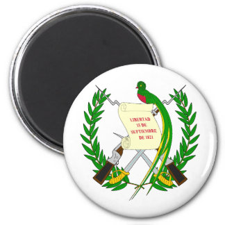 Coat of arms of Guatemala Magnet