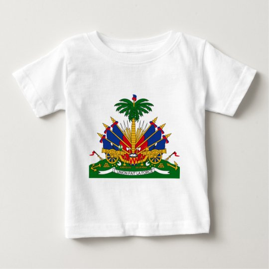 Coat of arms of Haiti Baby T-Shirt