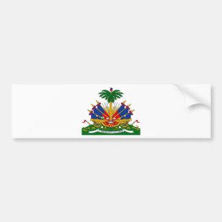 Coat of arms of Haiti Bumper Sticker