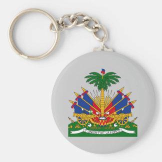 Coat of arms of Haiti Keychain