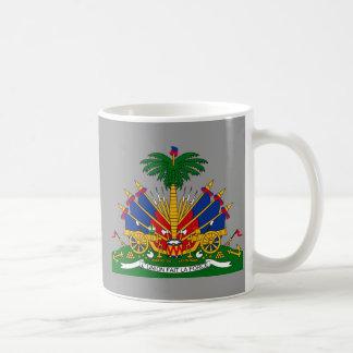 Coat of arms of Haiti Mug