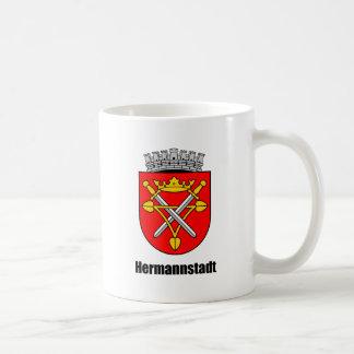 Coat of arms of Hermannstadt Coffee Mug