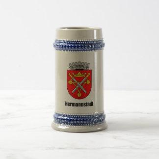 Coat of arms of Hermannstadt Coffee Mugs