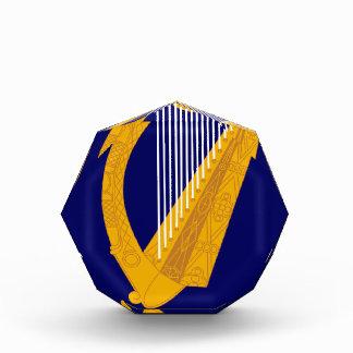 Coat of arms of Ireland - Irish Emblem Award