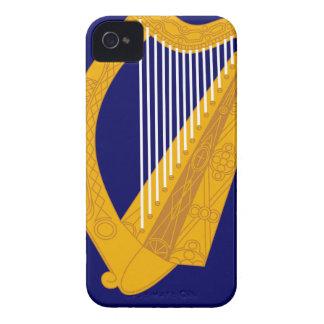 Coat of arms of Ireland - Irish Emblem Case-Mate iPhone 4 Case