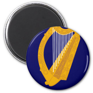 Coat of arms of Ireland - Irish Emblem Magnet