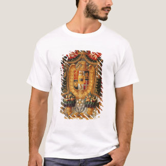 Coat of Arms of Italy, design for a tapestry T-Shirt