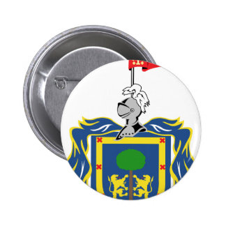Coat_of_arms_of_Jalisco_(2005-2011) Pinback Button