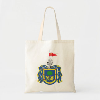 Coat of Arms of Jalisco Mexico Official Symbol Bag