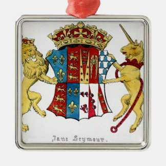 Coat of Arms of Jane Seymour Christmas Ornament