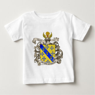 Coat of Arms of John Bancroft of Lynn, MA 1632 Baby T-Shirt