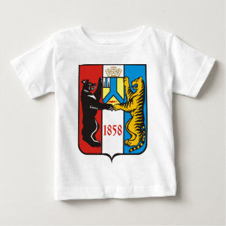 Coat_of_Arms_of_Khabarovsk Baby T-Shirt