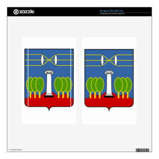 Coat_of_Arms_of_Krasnogorsk_(Moscow_oblast) Decal For Kindle Fire
