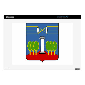 "Coat_of_Arms_of_Krasnogorsk_(Moscow_oblast) Skin For 15"" Laptop"