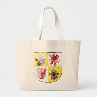 Coat of arms of Mecklenburg Western Pomerania Canvas Bag