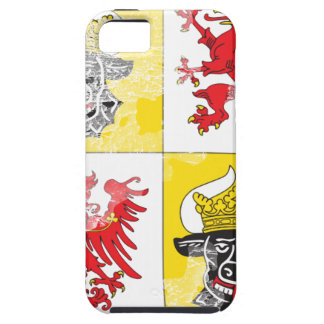 Coat of arms of Mecklenburg Western Pomerania iPhone 5 Cover