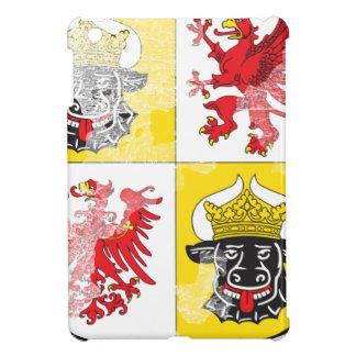 Coat of arms of Mecklenburg Western Pomerania iPad Mini Cover
