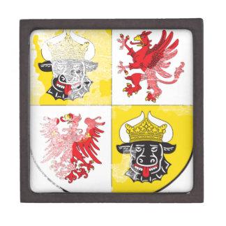 Coat of arms of Mecklenburg Western Pomerania Premium Gift Box