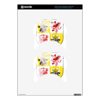 Coat of arms of Mecklenburg Western Pomerania Xbox 360 Controller Skin
