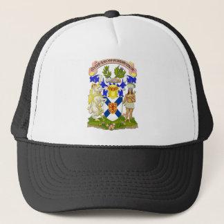 Coat Of Arms Of Nova Scotia Trucker Hat