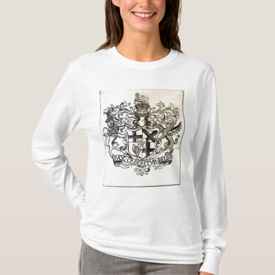 Coat of arms of Oliver Cromwell T-Shirt