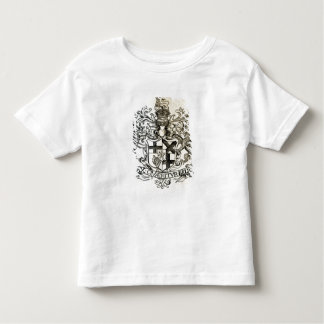 Coat of arms of Oliver Cromwell Toddler T-shirt