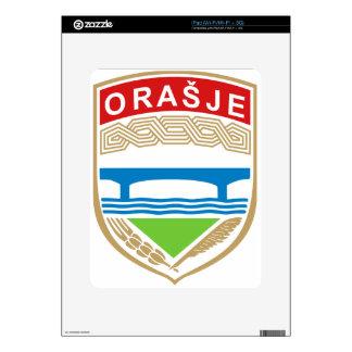 Coat_of_Arms_of_Orasje. iPad Decals