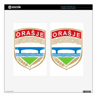 Coat_of_Arms_of_Orasje. Kindle Fire Decal