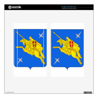 Coat_of_Arms_of_Peresvet_(Moscow_oblast) Kindle Fire Decal
