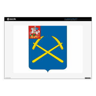 "Coat_of_Arms_of_Podolsk_(Moscow_oblast). Skin For 15"" Laptop"