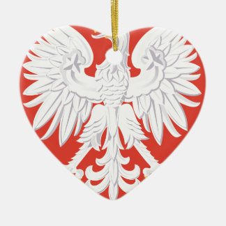 Coat_of_arms_of_Poland_(1927-1939) Ceramic Ornament