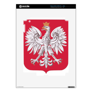 Coat_of_arms_of_Poland-official iPad 2 Skin