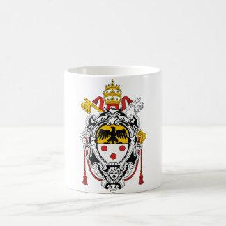 Coat of Arms of Pope Pius XI Magic Mug