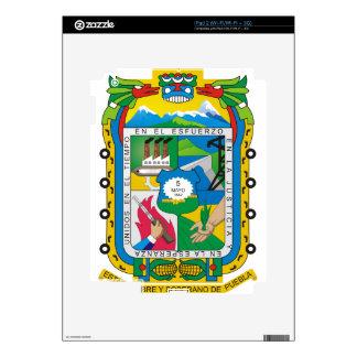 Coat_of_arms_of_Puebla iPad 2 Skin