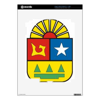 Coat_of_arms_of_Quintana_Roo Skins Para eliPad 2