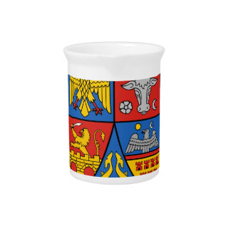 Coat_of_arms_of_Romania_Eagle_(1992-2016) Pitcher