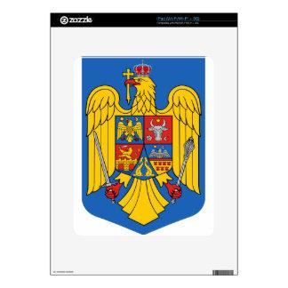 Coat_of_arms_of_Romania iPad Skins