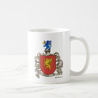 Coat of Arms of Samuel Baldwin of Windsor, MA Coffee Mug