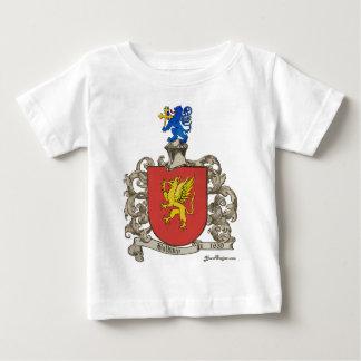 Coat of Arms of Samuel Baldwin of Windsor, MA Infant T-shirt