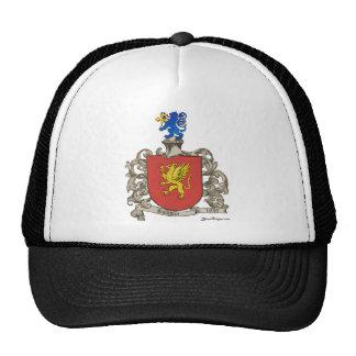 Coat of Arms of Samuel Baldwin of Windsor, MA Trucker Hat