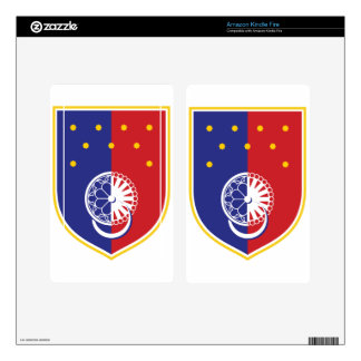 Coat_of_arms_of_Sarajevo_Canton Decals For Kindle Fire